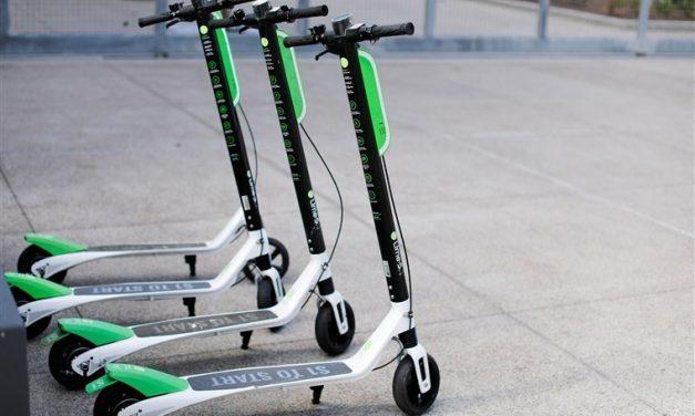 12 városból kivonul az e-rolleres Lime