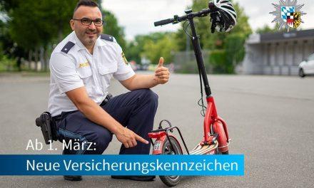 Rendszám az e-rollerekre! (Németország)